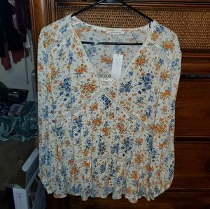 American Egale blouse